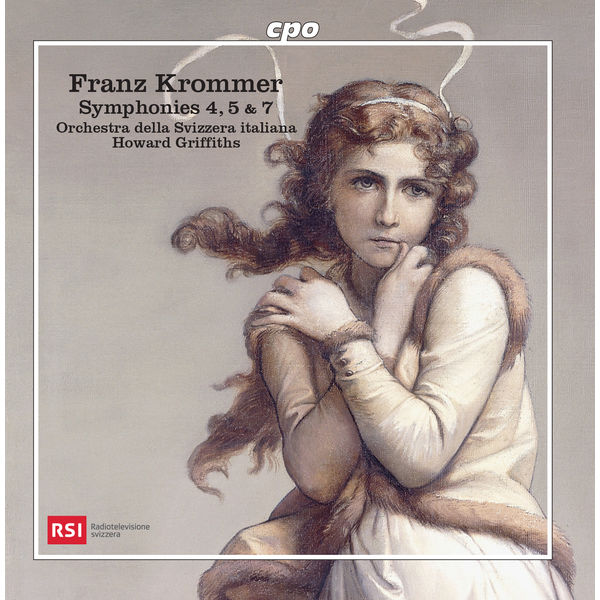 Orchestra Della Svizzera Italiana - Krommer: Symphonies Nos. 4, 5, & 7