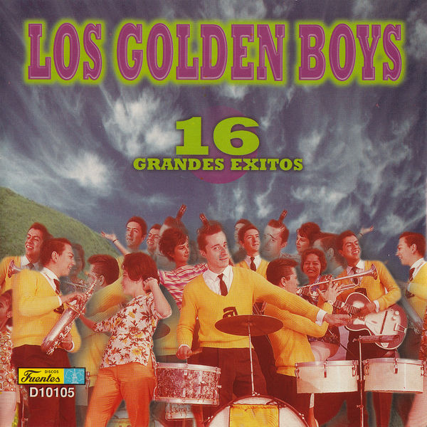 Los Golden Boys - 16 Grandes Éxitos