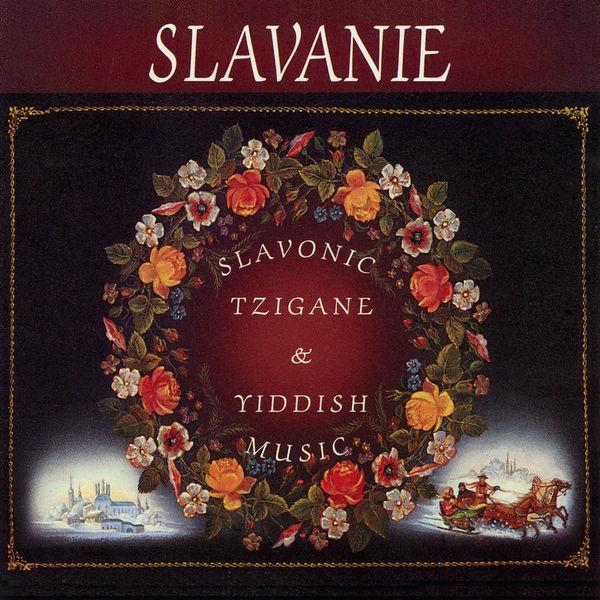 Les Yeux Noirs - Slavanie: Slavonic, Tzigane & Yiddish Music