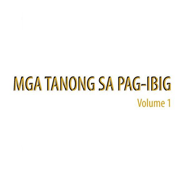Various Artists - Mga Tanong Sa Pag-Ibig, Vol. 1