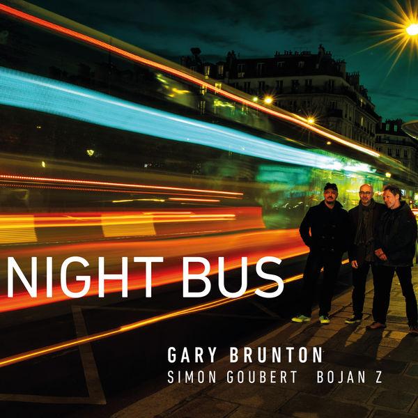 Gary Brunton - Night Bus