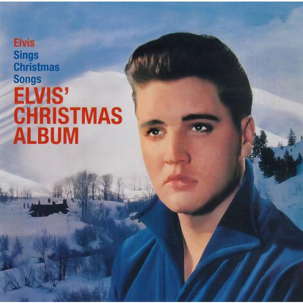 Elvis Christmas Album.Album Elvis Christmas Album 1958 Elvis Presley Qobuz