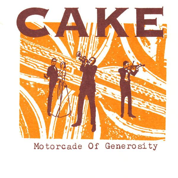 Cake|Motorcade of Generosity