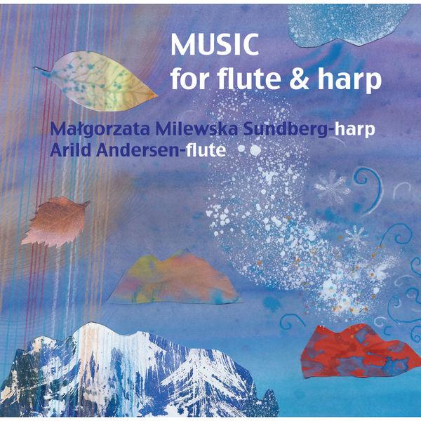 MAŁGORZATA MILEWSKA SUNDBERG - Music for flute & harp