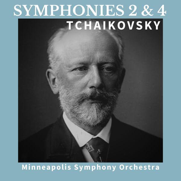 Dimitri Mitropoulos - Symphonies 2 & 4 - Tchaikovsky