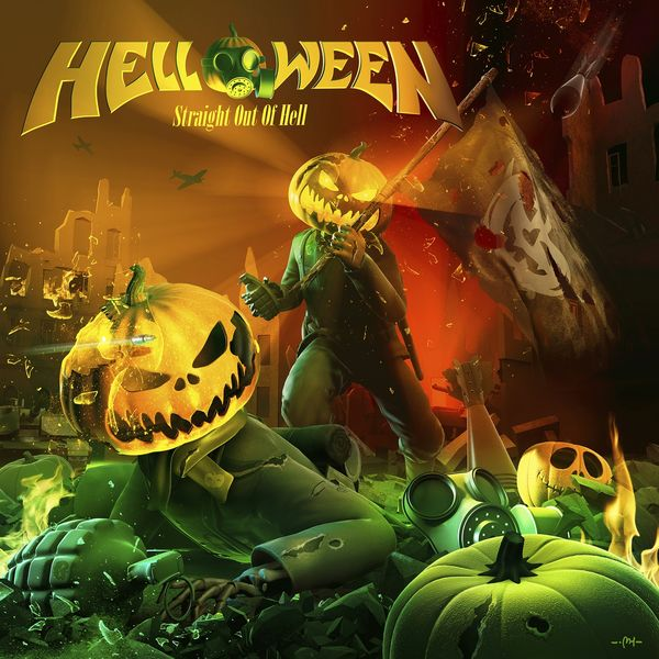 Helloween|Straight out of Hell  (Remastered 2020)