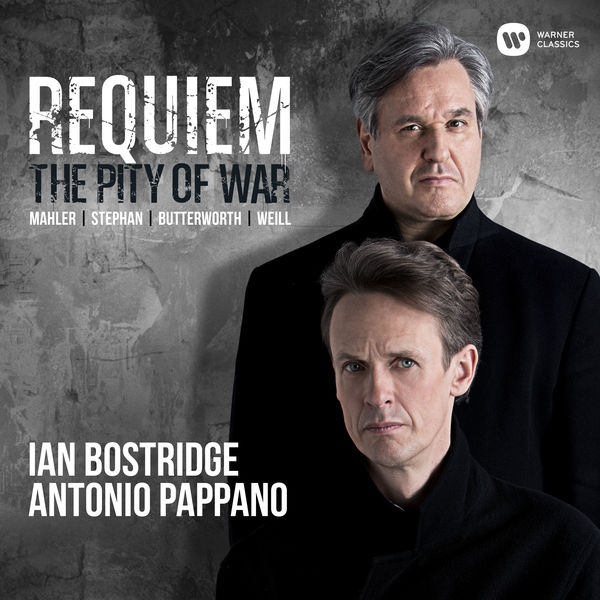 "Ian Bostridge - ""Requiem, The Pity of War"" (Butterworth, Weill, Mahler...)"