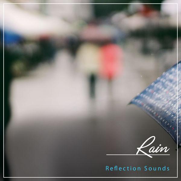 relaxamento acalmar a mente e relaxar chuva