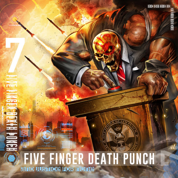 Five Finger Punch And Justice For None