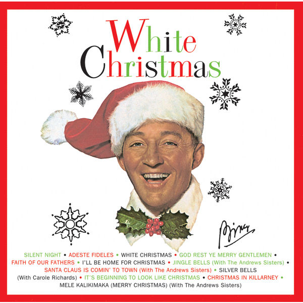 Album White Christmas, Bing Crosby