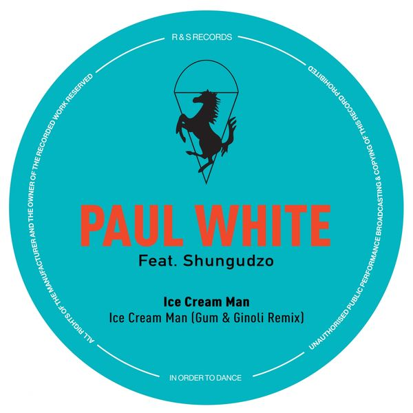Paul White|Ice Cream Man