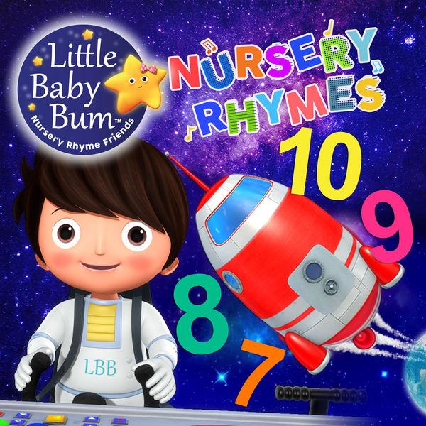 Little Baby Bum Nursery Rhyme Friends - 10, 9, 8, 7, 6, 5, 4, 3, 2, 1! (Rocket Song)