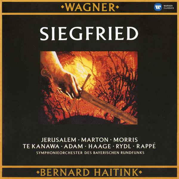 Bernard Haitink - Wagner : Siegfried