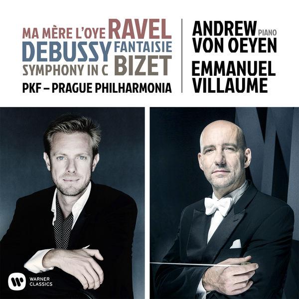 Emmanuel Villaume - Ravel, Debussy, Bizet : Orchestral Works