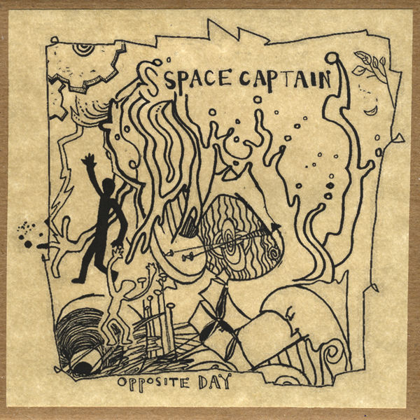 Space Captain - Opposite Day