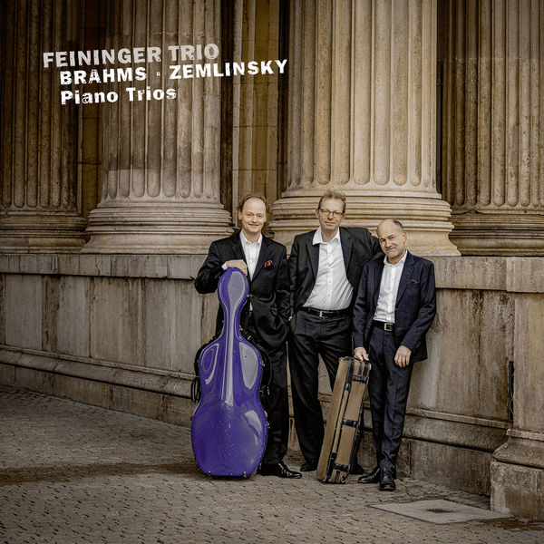 Feininger Trio - Brahms & Zemlinsky: Piano Trios