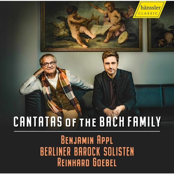 Benjamin Appl - Cantatas of the Bach Family