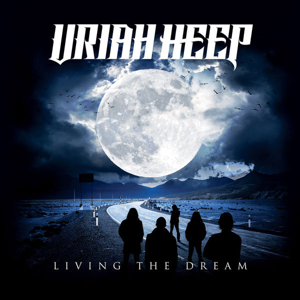Uriah Heep - Grazed by Heaven
