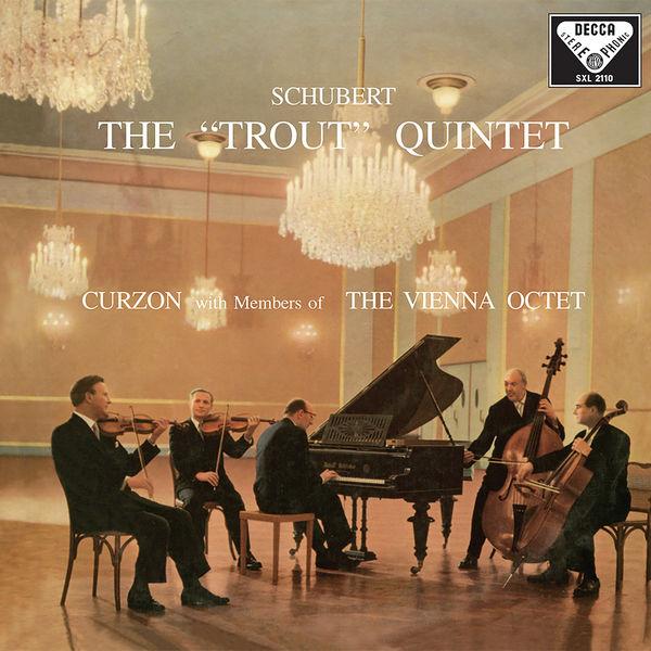 Clifford Curzon - Schubert: Trout Quintet
