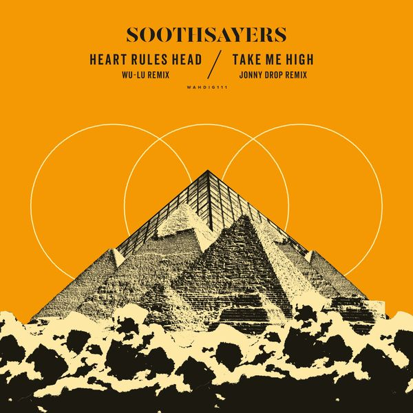 Soothsayers - Heart Rules Head (Wu-Lu Remix) / Take Me High (Jonny Drop Remix)