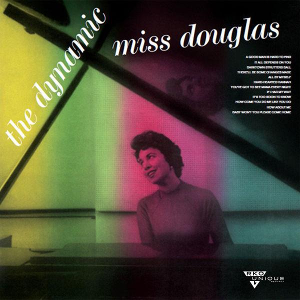 Norma Douglas - The Dynamic Miss Douglas