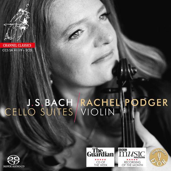 Rachel Podger - Cello Suite No. 4 in E-Flat Major, BWV1010: I. Prelude (Transcribed by Rachel Podger, B-Flat Major)