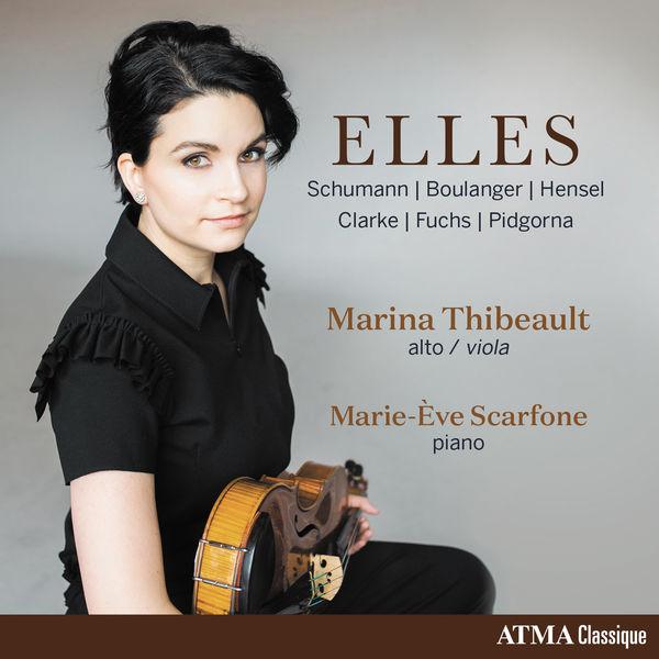 Marina Thibeault - Elles