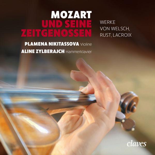 Plamena Nikitassova - Mozart und seine Zeitgenossen