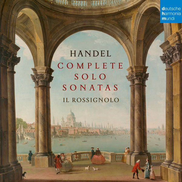 Il Rossignolo - Violin Sonata in G Minor, HWV 364a, Op. 1 No. 6a/I. Larghetto