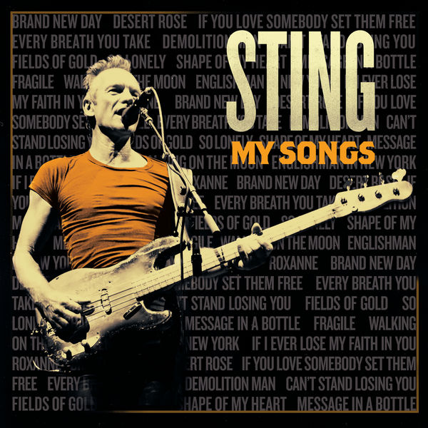 Sting|My Songs (Deluxe)