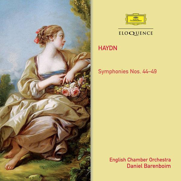 Daniel Barenboim - Haydn : Symphonies Nos. 44-49