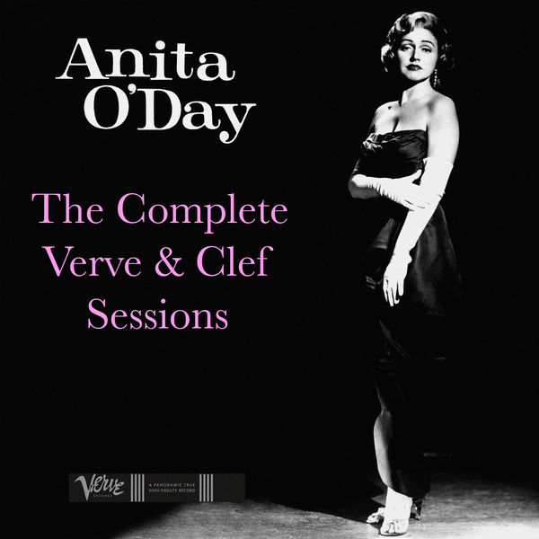 Anita O'Day - The Complete Anita O'Day Verve-Clef Sessions