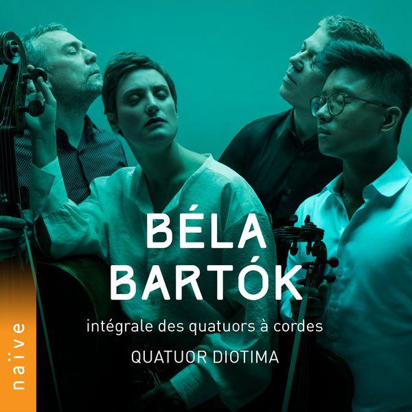 Quatuor Diotima - Bartók : Intégrale des quatuors à cordes