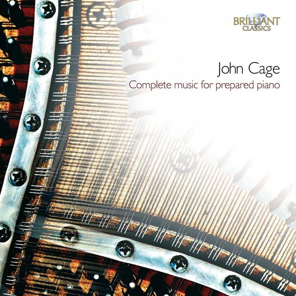 Orchestra V. Galilei - Cage: Complete Music for Prepared Piano
