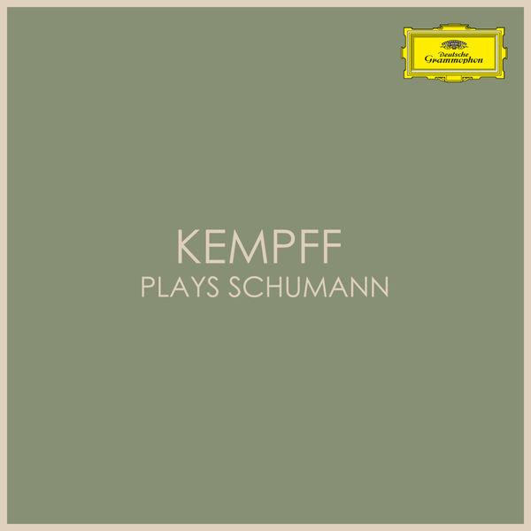 Robert Schumann - Kempff plays Schumann