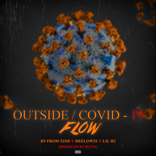 H5 From 52nd - Outside / Covid 19 Flow (feat. Deelow52 & Lil H2)