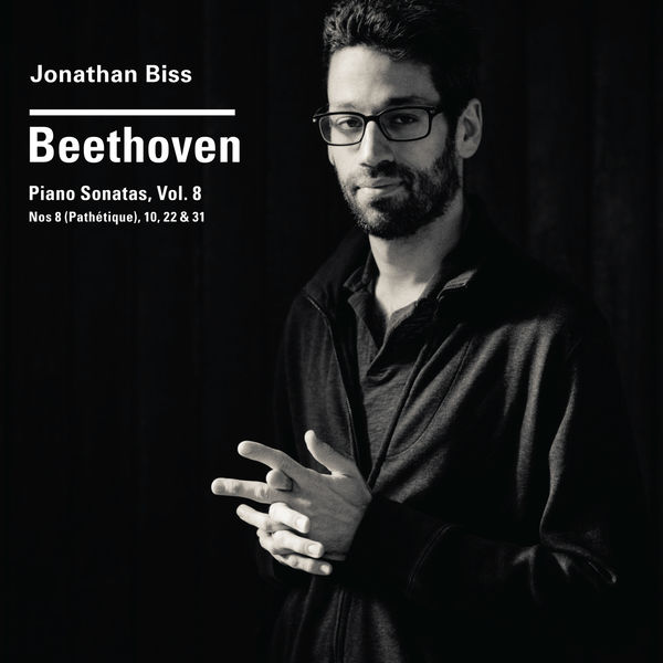 "Jonathan Biss - Beethoven Piano Sonatas, Vol. 8, No. 8 (""Pathétique""), 10, 22 & 31"