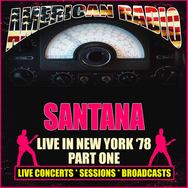 Santana - Live in New York '78 - Part One