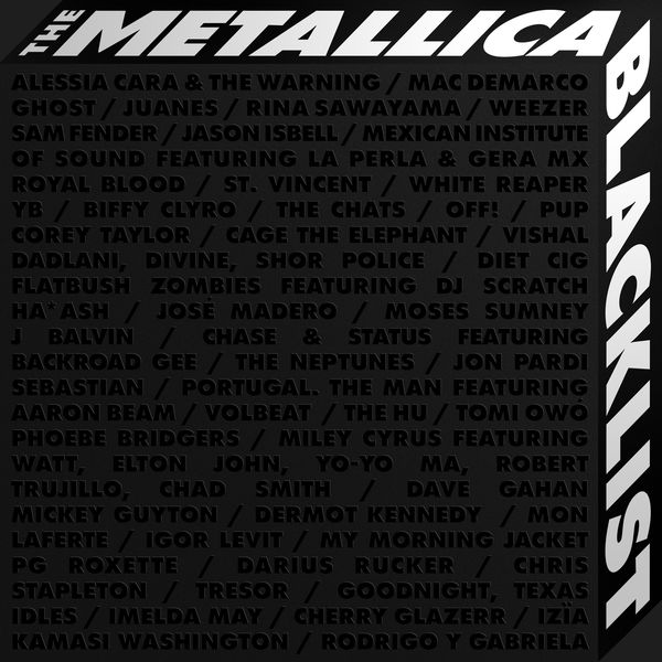 Metallica|The Metallica Blacklist