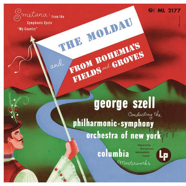 George Szell - Smetana: The Moldau & From Bohemians Fields and Groves