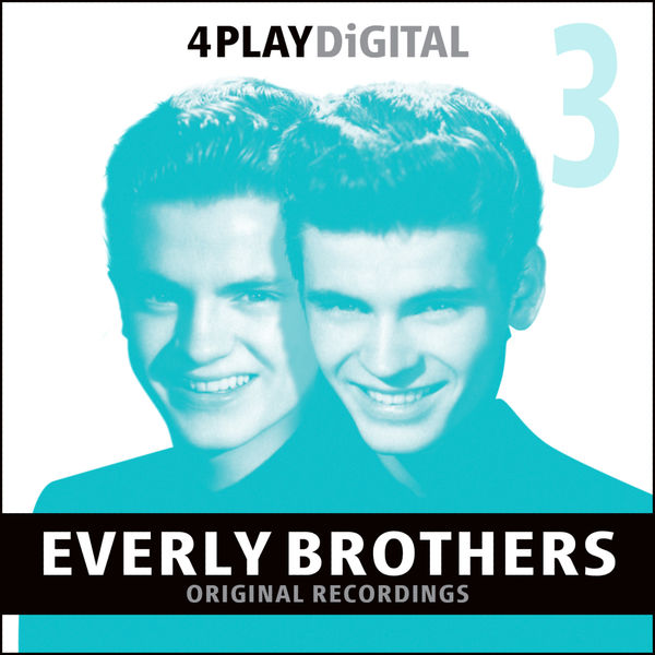The Everly Brothers - Cathy's Clown - 4 Track EP