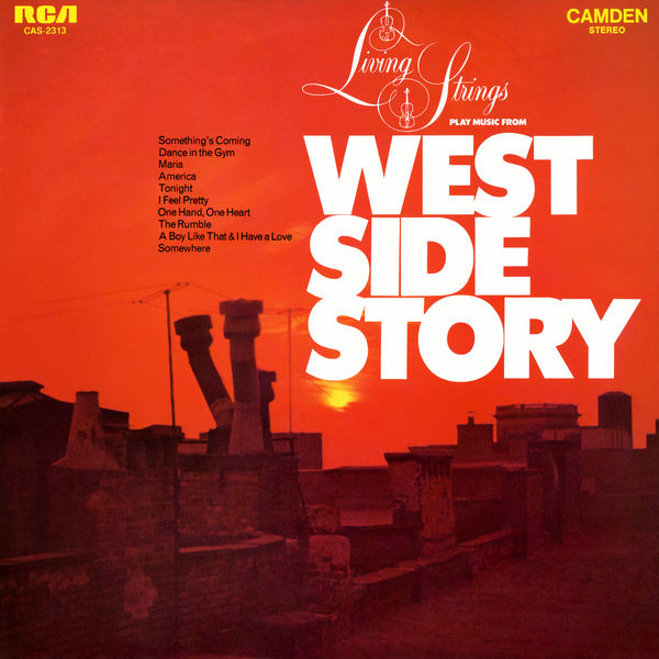 "Living Strings - Living Strings Play Music from ""West Side Story"""