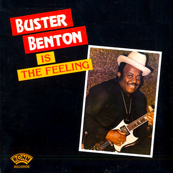Buster Benton - Is the Feeling