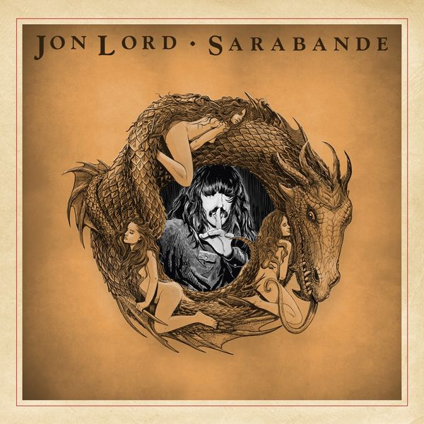 Jon Lord - Sarabande (2019)