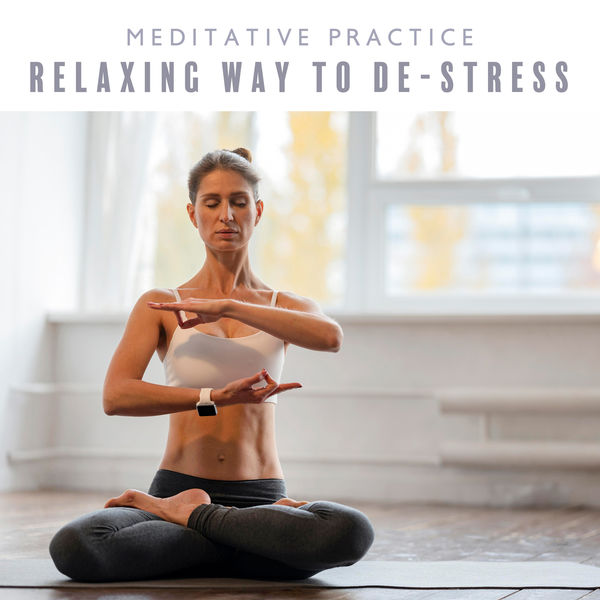 Lynn Samadhi - Meditative Practice - Relaxing Way to De-Stress: Yoga for Beginners, Strong Calm Happy (Home Workout)