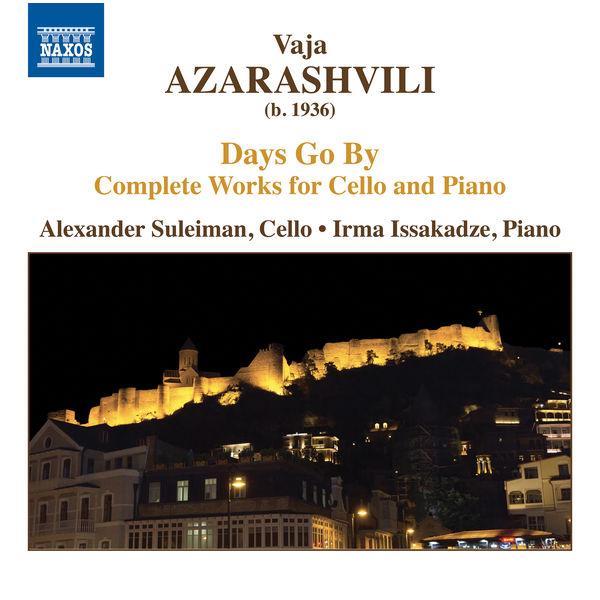 Alexander Suleiman - Vaja Azarashvili: Days Go By