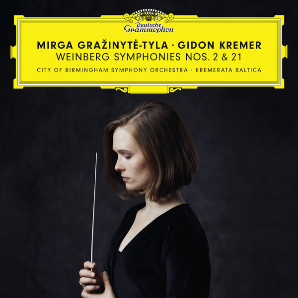 Mirga Gražinytė-Tyla - Weinberg: Symphonies Nos. 2 & 21