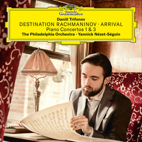 Daniil Trifonov - Rachmaninov: The Bells, Op. 35: 1. Allegro ma non tanto (The Silver Sleigh Bells) (Arr. Trifonov for Piano)