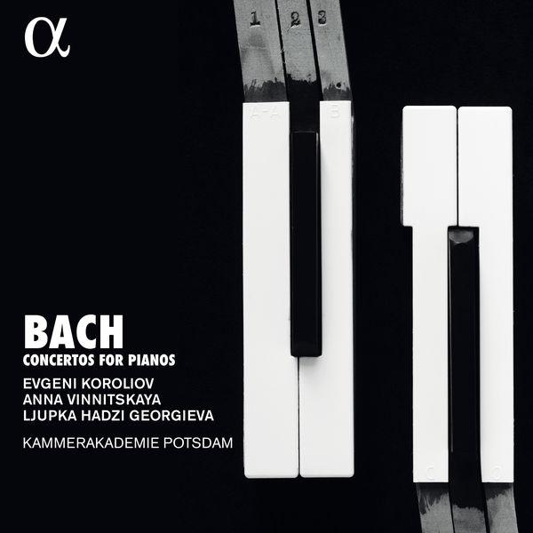 Anna Vinnitskaya - Bach: Concertos for Pianos
