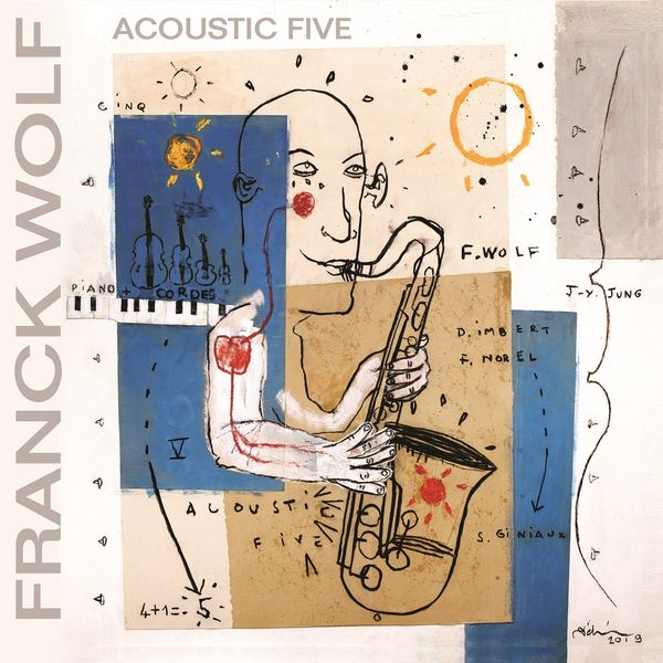 Franck Wolf, Sébastien Giniaux, Jean-Yves Yung, Frédéric Norel, Diego Imbert|Acoustic five